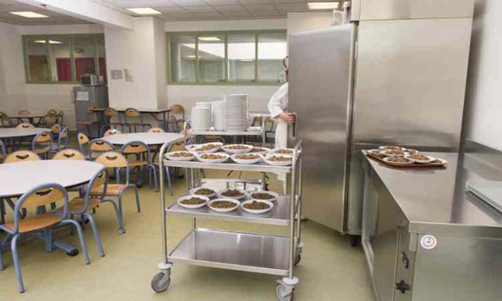 Una encuesta de satisfacción sobre los comedores escolares les ...
